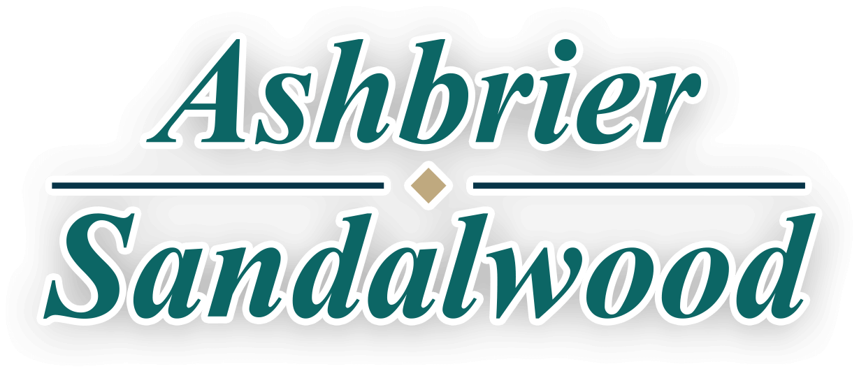 Ashbrier and Sandalwood Logo